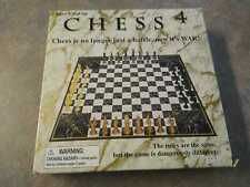 Chess 4 Way Four Player Chess Game Complete 20 x 20 Wow Toys Vintage John Hansen
