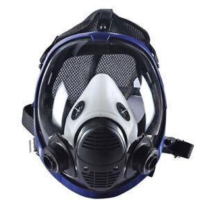 NEW Painting Spraying Gas Mask Samilar For 6800 Full Face Facepiece Respirator