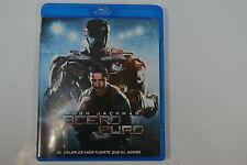 ACERO PURO BLU RAY FILM COMPLETO