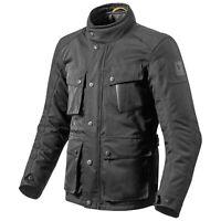 New Rev'It Jackson Jacket Men's Medium Black #FJT1981010M