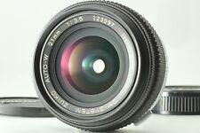 [MINT] OLYMPUS OM-SYSTEM ZUIKO AUTO-W 21mm f/3.5 MC Lens Late From JAPAN #187