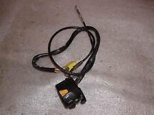Suzuki GSF 600 Bandit 1998 manillar interruptor izquierda LHS Handlebar Switch