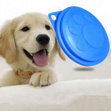 Nice Quality Pet Plastic Food Can Cover Lid Dog Vat Tin Reusable Cap 88mm