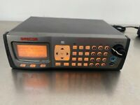 Grecom PSR-600 Universal Digital Trunking Scanner Radio Receiver w/AC Adapter