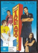 TAKE AWAY - NEW REGION 4 DVD FREE LOCAL POST