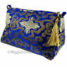 NEW Womens SMALL Cosmetic BAG by Danielle Brocade Collection Toiletries Ladies