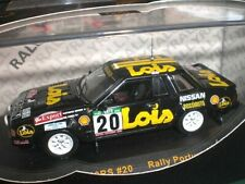 IXO RAC125 - Nissan 240RS Rally Portugal 1985 #20 - 1:43 Made in China