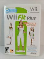 Wii Fit Plus (Wii, 2009) Tested