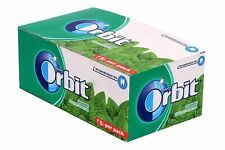 Orbit Sugar Free Chewing Gum 30 Strips Pack From Wrigley's - Free Shipping