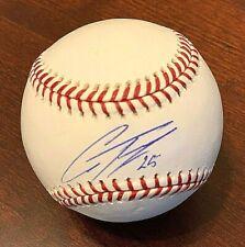 Gleyber Torres Signed Official MLB Baseball Yankees Beckett BAS H39121 NICE