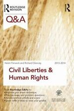 Questions and Answers: Q&a Civil Liberties and Human Rights 2013-2014 by...