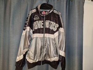 JUVENTUS Kappa Football 90s Jacket Men's Vintage Training Nt Shirt Soccer Jersey