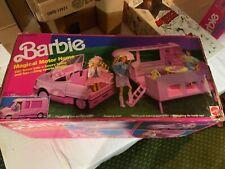 Barbie Magical Motorhome Van