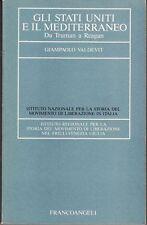 1992: GIAMPAOLO VALDEVIT - GLI STATI UNITI DEL MEDITERRANEO - F. ANGELI ED.