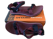 The Sandugo Sinai, Mens Hiking Sandals Size 10