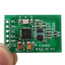 13.56 MHz RFID Module Card Reader Writer Interface I2C IC Sensor Form RC522 Card