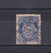 1910/29 useful cancel Sc 85 Aalendurg #2454