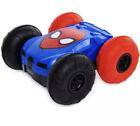 Marvel Spider-Man Venom Vs Spiderman Remote Control Flip Cars kids toys ET-0007