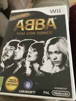 ABBA: You Can Dance Nintendo Wii Game 3+ PAL Rainy Days Fast & Free UK Post