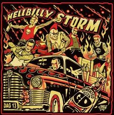 "DEMENTED ARE GO ""HELLBILLY STORM"" CD NEU!!!!!"