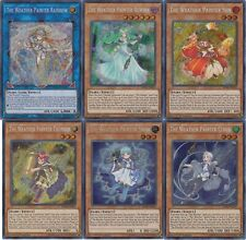 Yugioh Weather Painter 2019 Deck - Rainbow - Thunder - Snow - 55 Cards