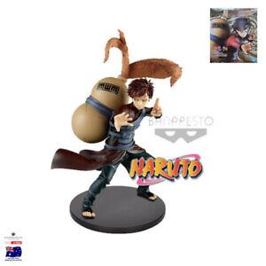 NARUTO SHIPPUDEN Figurine GARA 16 cm VIBRATION STARS BANPRESTO