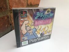 BRAND NEW & SEALED Playstation 1 PS1 Big Strike Bowling
