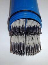 Köcher für Stabelektroden gefüllt mit Oerlikon Fincord Elektrodenköcher