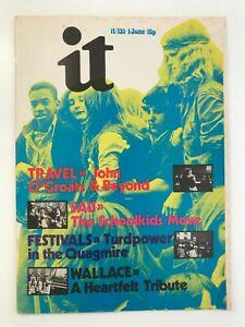 International Times Number 131 June 1972