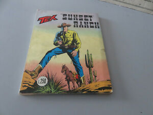 Balloon Tex N° 150 Lire 250 - Aut. 2926 - Sunset Ranch - Sergio Bonelli