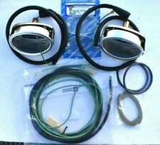 1957 57 Chevy Chevrolet Complete Back-Up Light Assembly W/ Instructions