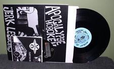"Apocalypse Hoboken ""Jerk Lessons"" 10"" LP Alkaline Trio Lawrence Arms Queers OOP"