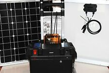 SOLAR POWER GENERATOR 100 Amps 800 Watts Play NOT A KIT with PRICE GAURENTEE