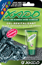 XADO 1-2L Manual Gearboxes, transmissions & differentials oil additive treatment