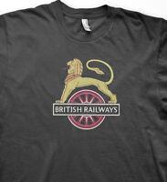 Stone roses John Squire BR british railways cycling lion t shirt