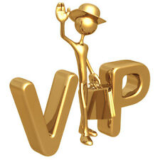 VIP VERY IMPORTANT PERSON Guest Souvenir HAT PIN Executive TIE TAC WOW L@@K WOW