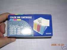EPSON Color Ink Cartridge S020089 - NEW