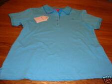 Key West ladies womens polo shirt NWT XL 58.00 surf blue NEW RARE