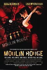 Moulin Rouge Ver G Movie Poster Orig Two Sided 27x40