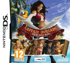 NDS-Captain Morgane and the Golden Turtle [EFIGS] /NDS GAME NEW