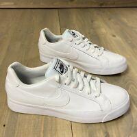 Nike Court Royale AC White Black Women's AO2810-102 Size 8