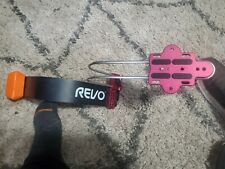 REVO SR-1000 Shoulder Camera Support Rig Video Stabilizer & 6lb Counter Weight