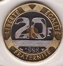 20 FRS 1998 MONT ST MICHEL SOUS SCELLÉ