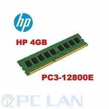 HPE 4GB PC3L-12800E ECC SERVER MEMORY For G8 GEN8 Server 821223-081