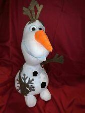 """Ty Beanie Babies Sparkle Disney Frozen Ii Olaf 10"""" Beanbag Plush Stuffed Toy"""
