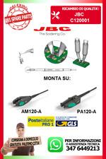 PUNTA PER SALDATORE JBC MICROTWEEZER PA120-A PER MANIPOLO PA120-A E AM120-A