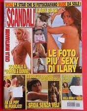 scandali 2000 giulia montanarini ilary blasi viola bruni paola e chiara senicar