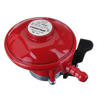 37mbar Clip-On Gas Propane Regulator 27mm For Most LPG Propane BBQ Patio Caravan