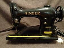 SINGER 95-40 SEWING MACHINE SUPER HEAVY DUTY