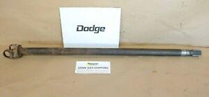 Dodge Ram 1/2 Ton W100 Dana 44 Front Inner Left Hand Axle Shaft 1972-1974